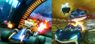 Crash Team Racing Vs. Team Sonic Racing – Who is the best Kart Racer of 2019