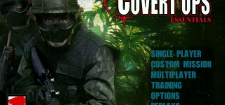 Rainbow Six Covert Operations Essentials Diaries