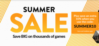 Affiliate Link: Fanatical's Summer Sale