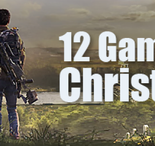 12 Games of Christmas (updated daily)