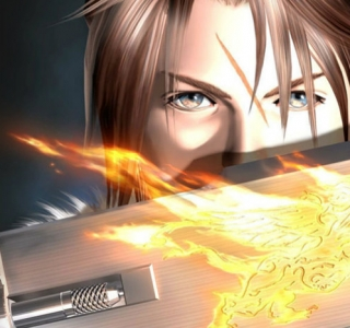 Final Fantasy VIII Remaster is on the way