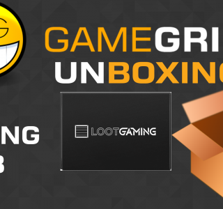 Loot Gaming Grub Crate Unboxing