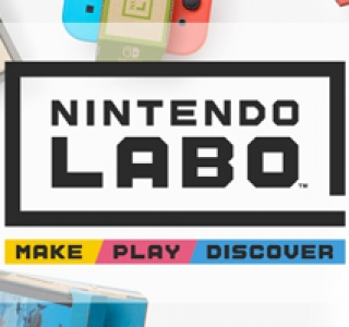Upcoming This Week: Nintendo Labo