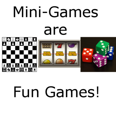 mini funny games