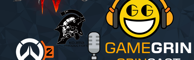 The GameGrin GrinCast Episode 224 - Ace Shot Six People