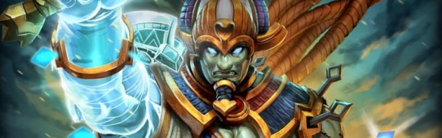 **CLOSED** SMITE God Osiris Giveaway