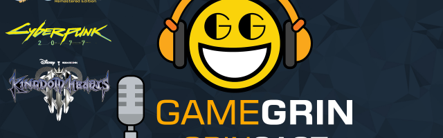 The GameGrin GrinCast Episode 216: Mr X is a White Knight