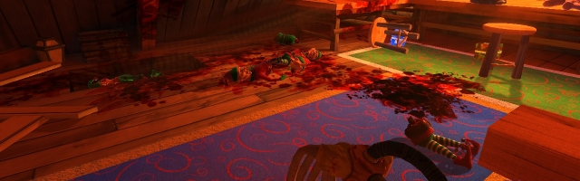 So I Tried… Viscera Cleanup Detail: Santa's Rampage