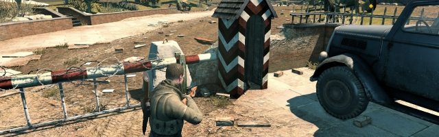 Game Over: Sniper Elite V2
