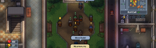 The Escapists 2 Preview