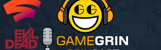 The GameGrin GrinCast Episode 207 - Everyone Kind of Assumed