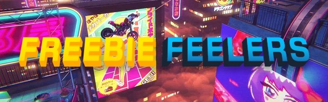 Freebie Feelers... Trials of the Blood Dragon