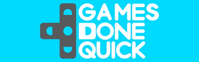 2018 Schedule Revealed for Awesome Games Done Quick