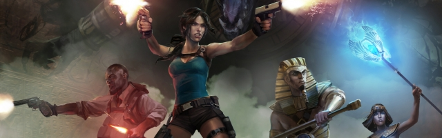 Lara Croft and the Temple of Osiris Gamescom Preview