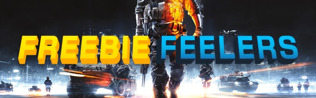 Freebie Feelers... Battlefield 3