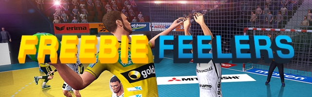 Freebie Feelers... Handball 16