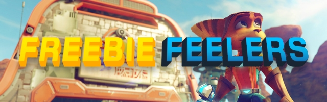 Freebie Feelers... Ratchet and Clank