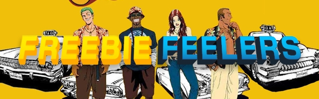 Freebie Feelers... Crazy Taxi