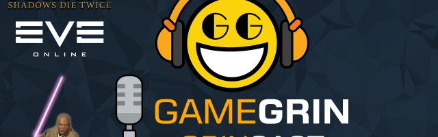 The GameGrin GrinCast Episode 195 - I'd Chop Wood on the Toilet