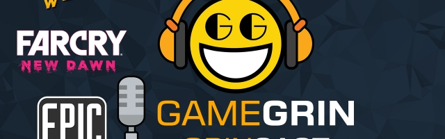 The GameGrin GrinCast Episode 178 - Harry Potter Is A Lifestyle