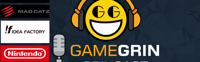 The GameGrin GrinCast Episode 174 - Single People Jumping Out