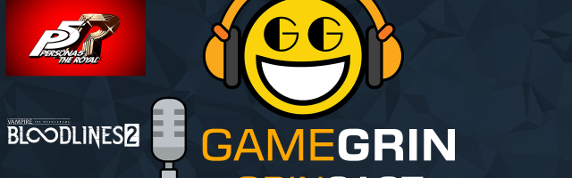 The GameGrin GrinCast Episode 193 - Nazi Robot Dog