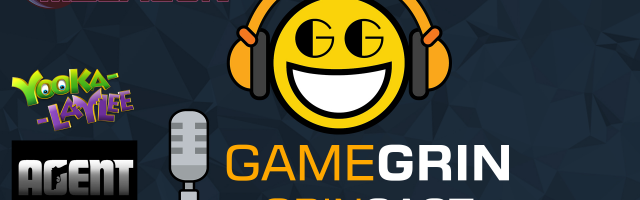 The GameGrin GrinCast Episode 176 - Mystic Ace Streamcast