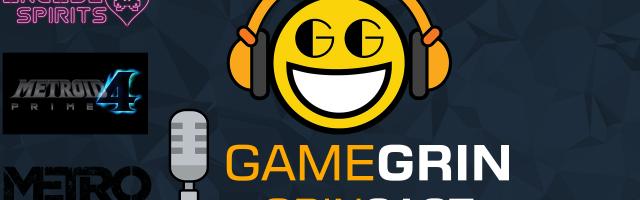 The GameGrin GrinCast Episode 185 - Arcade Spirits