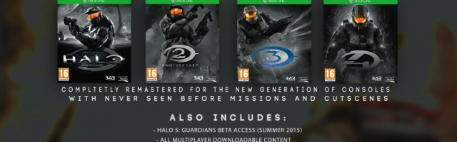 Halo: The Master Chief Collection UK release date moved up