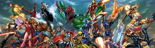 CLOSED - Marvel Heroes Mega Giveaway - CLOSED