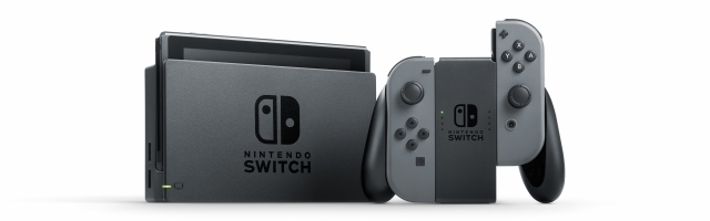 Nintendo Switch Has Surpassed 40 Million Units Sold