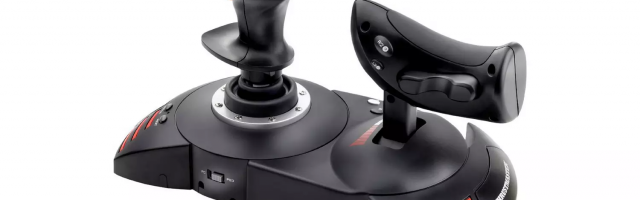 Thrustmaster T.Flight HOTAS X Joystick Review