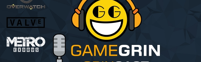 The GameGrin GrinCast Episode 182 - It's All About That Photo Moment