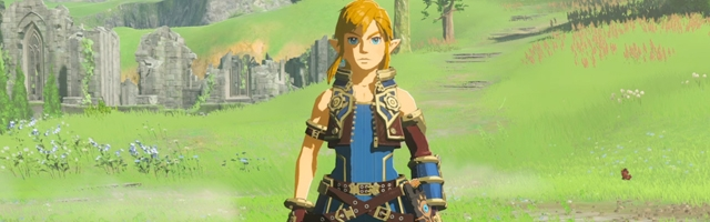 Legend of Zelda: Breath of the Wild Gets Xenoblade Chronicles 2 Quest Line