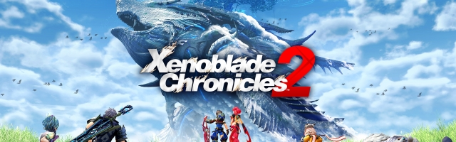 Xenoblade Chronicles 2 to Have Japanese Audio Option