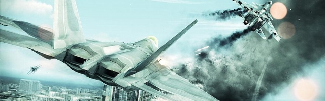 So I Tried… Ace Combat Assault Horizon