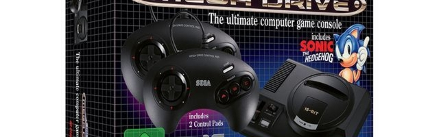 SEGA Mega Drive Mini Library To Contain 42 Games