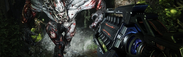 Evolve Alpha Preview