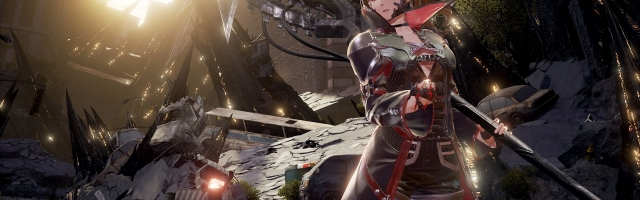 Code Vein details Combat and Character Creation in new