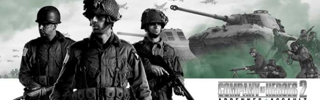 Company of Heroes 2: Ardennes Assault Gamescom Preview