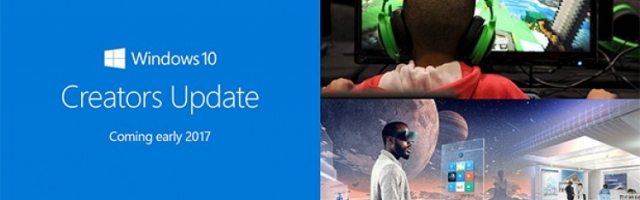 The Windows 10  Creators Update Brings Extra Gaming Features