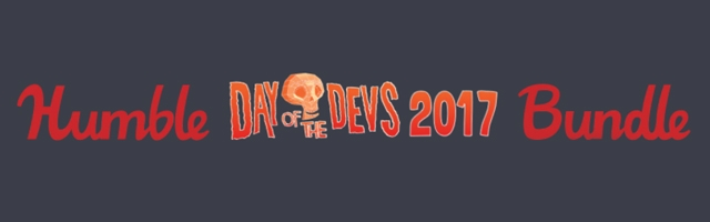 Humble Day of the Devs 2017 Bundle Now Live