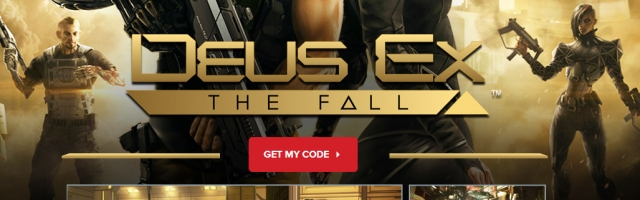 Free iOS Version of Deus Ex: The Fall