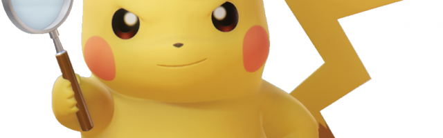 Detective Pikachu Makes Us Remember 90s Toys