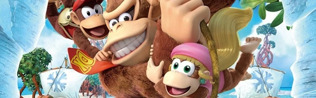 Donkey Kong Country: Tropical Freeze Swinging to Nintendo Switch