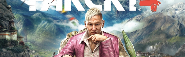 Far Cry 4 Gamescom Preview