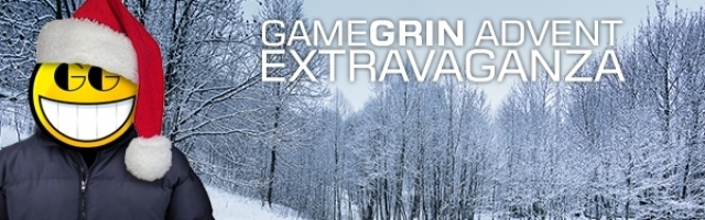 GameGrin Advent Extravaganza 2017 - 11th December