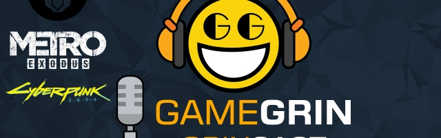 The GameGrin GrinCast Episode 186 - A Tentacle Behaving Badly