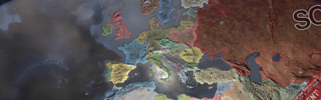Hearts of Iron IV Gamescom Preview