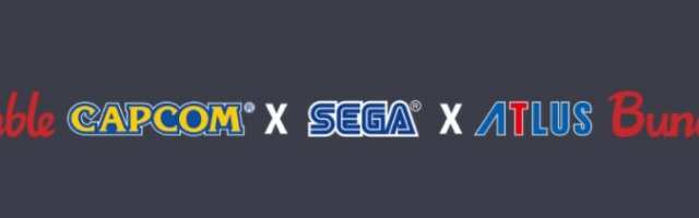 The Humble Capcom X SEGA X ATLUS Bundle Announced!